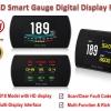 OBD สมาร์ทเกจ Smart Gauge Digital Meter/Display รุ่น P12