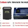 Coban อุปกรณ์ติดตามรถ/บุคคล GPS Tracker TK102B (มี Sleep Mode) ฟรี Web Platform เพื่อดู Online Realtime เป็นเวลา 10 ปี