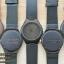 Wooden ChroNos นาฬิกาข้อมือไม้ สลักข้อความได้ สายหนังนิ่ม WC105 thumbnail 4