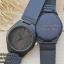 Wooden ChroNos นาฬิกาข้อมือไม้ สลักข้อความได้ สายหนังนิ่ม WC105 thumbnail 1