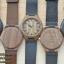 Wooden ChroNos นาฬิกาข้อมือไม้ สลักข้อความได้ สายหนังนิ่ม WC109 thumbnail 4