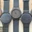 Wooden ChroNos นาฬิกาข้อมือไม้ สลักข้อความได้ สายหนังนิ่ม WC103 thumbnail 4