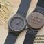 WoodenChroNos นาฬิกาข้อมือไม้ สลักข้อความได้ สายหนังนิ่ม WC502 thumbnail 2