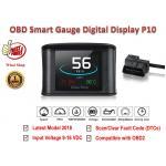 OBD สมาร์ทเกจ Smart Gauge Digital Meter/Display รุ่น P10