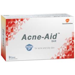 Acne Aid Bar แอคเน่ เอด บาร์ น้ำหนักสุทธิ 100 g.