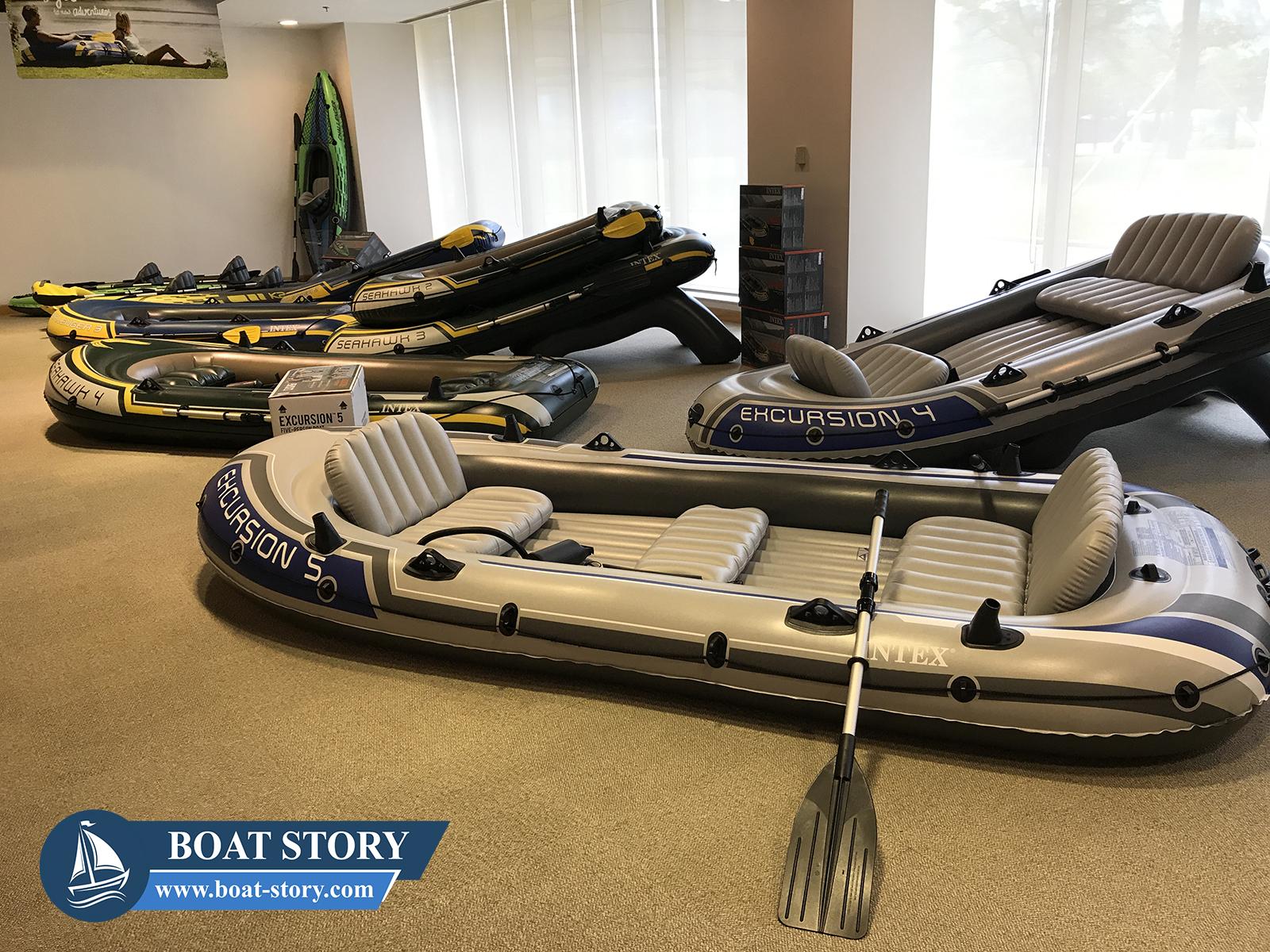 เรือยาง boat story