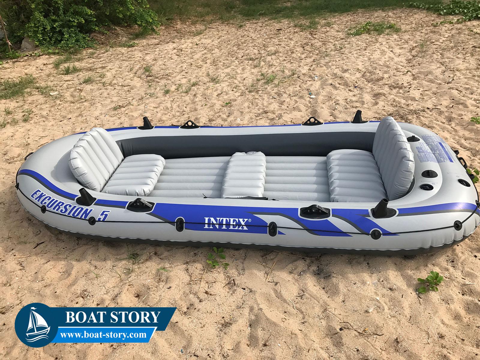 เรือยาง Intex