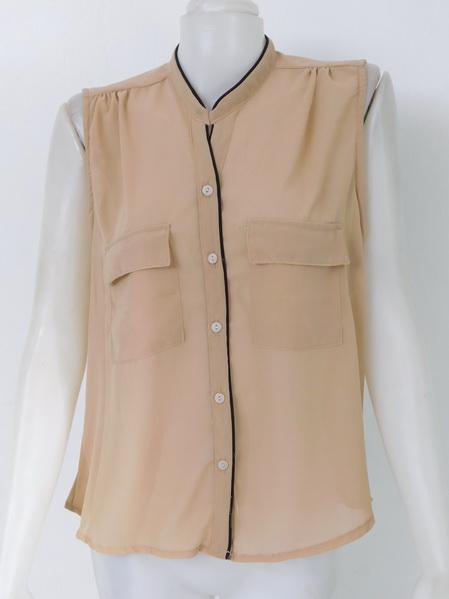 954961 ขายส่งเสื้อผ้าแฟชั่น ผ้าชีฟองมี แบบเก๋งานสวย รอบอกฟรีไซส์ 30- 40 นิ้วใส่ได้ค่ะ