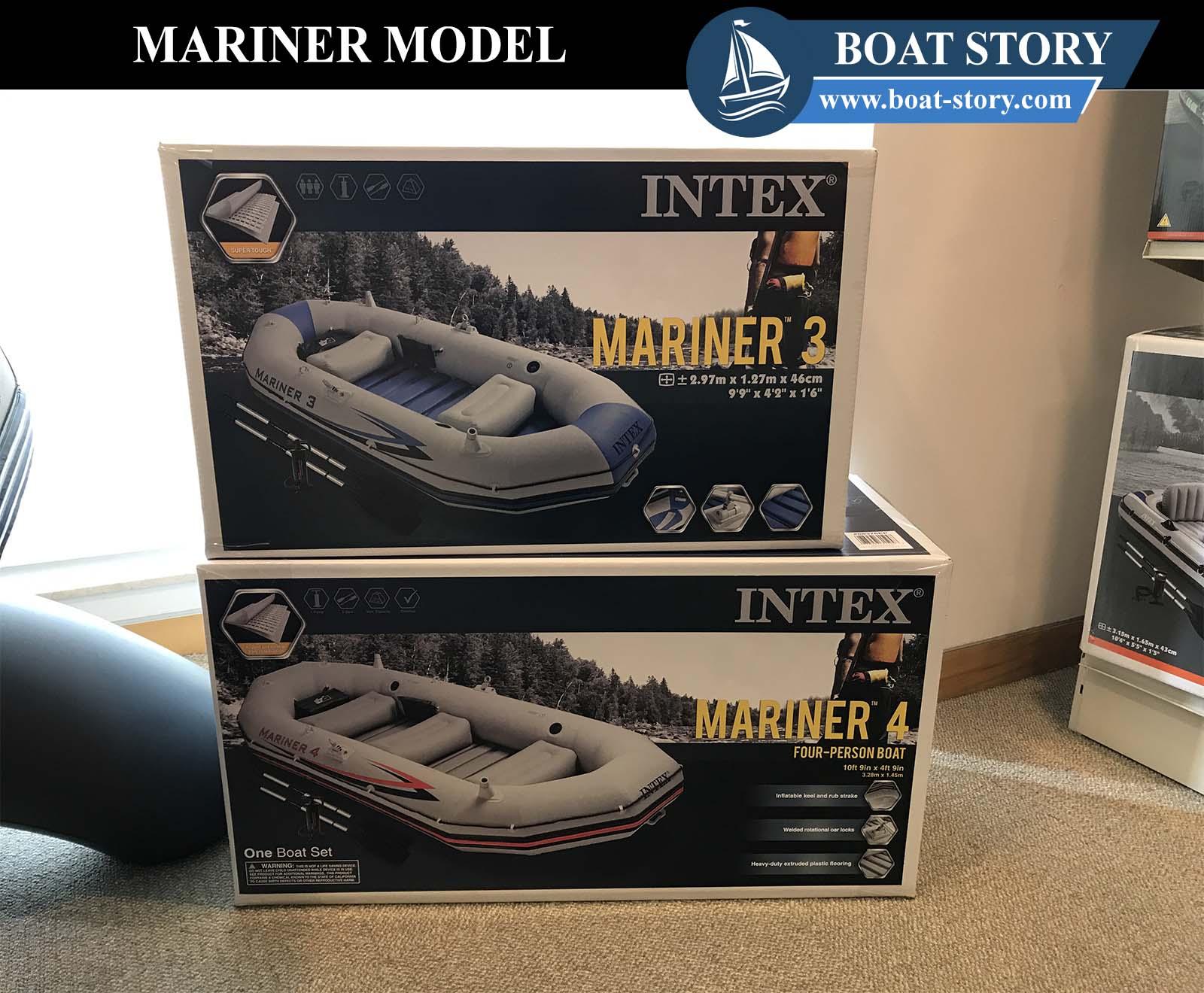 เรือยาง intex mariner
