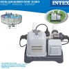 Intex เครื่องผลิตคลอรีนระบบน้ำเกลือ 28668