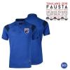 เสื้อโปโลช้างศึก ทีมชาติไทย 2018 WA-3320FTM2 สีน้ำเงิน