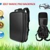 กระเป๋า Hardshell Backpack ใส่ Mavic Pro สีดำ Kevlar