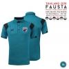เสื้อโปโลช้างศึก ทีมชาติไทย 2018 WA-3320FTM2 สีฟ้า