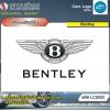 สติ๊กเกอร์ติดทั่วไปงานพิมพ์ Bentley