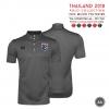 เสื้อโปโลช้างศึก ทีมชาติไทย 2018 WA-3315NFTM2 สีเทา