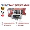 FOXSUR เครื่องชาร์จอัจฉริยะและฟื้นฟูแบตเตอรี่รถยนต์ Smart Battery Charger & Desulfator 6V/12V 1A/4A 5-100Ah รุ่น FBC061204
