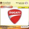 สติ๊กเกอร์ติดทั่วไปงานพิมพ์ Ducati