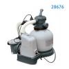 Intex เครื่องกรองน้ำระบบน้ำเกลือ-ทราย 28676 (อี.ซี.โอ.) 6,000 ลิตร/ชม.