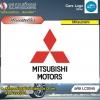 สติ๊กเกอร์ติดทั่วไปงานพิมพ์ Mitsubishi