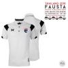 เสื้อโปโลช้างศึก ทีมชาติไทย 2018 WA-3320FTM2 สีขาว