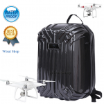 DJI กระเป๋าเป้ Hardshell Backpack สำหรับ Phantom 3 (St/Adv/Pro) และ Phantom 4/4Pro/4Pro+
