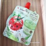Smooto Tomato Aloe Snail Jelly Scrub สมูทโตะ โทเมโท อโล สเนล เจลลี่ สครับลดสิวเสี้ยน