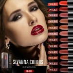 Sivanna colors Lipstick hf4001 มี 12 สี ให้เลือก ในราคา 85 บาท