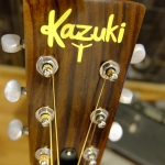 Review กีตาร์โปร่ง 40 นิ้ว Kazuki kz-b
