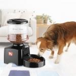 2017 เครื่องให้อาหารสัตว์ สุนัข แมว อัตโนมัติ Automatic Pet Feeder รุ่น HL-2010