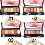 Sivanna Colors Streamer Symphony Velvet Eyeshadow HF693 ตกแต่ง ดวงตาให้สวย 95 บาท