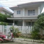 ขายบ้าน ขายบ้านเดี่ยว 2 ชั้น 53.1 ตรว. หมู่บ้านเอื้อสุข 2 นิมิตใหม่ คลองสามวา พร้อมอยู่