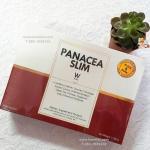 พานาเซียสลิม ลดน้ำหนัก PANACEA SLIM (W PLUS) 30 แคปซูล 450 บาท