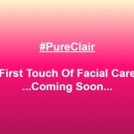 PureClair เพียวแคร์ First Touch Of Facial Care