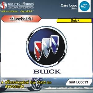 สติ๊กเกอร์ติดทั่วไปงานพิมพ์ Buick