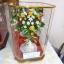 แก้วเชมเปญดอกไม้ดินไทย (พร้อมกรอบ) thumbnail 2