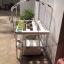 ชุดปลูกผักไฮโดรโปนิกส์ แบบตั้งโต๊ะ ขนาด 1 m 4 รางปลูก+2 รางอนุบาล thumbnail 5