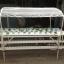 ชุดปลูกผักไฮโดรโปนิกส์ แบบตั้งโต๊ะ ขนาด 2 m. 4 รางปลูก+2รางอนุบาล thumbnail 4