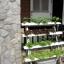 ชุดปลูกผักไฮโดรโปนิกส์ แบบขั้นบันได ขนาด 1 เมตร 4 รางปลูก thumbnail 1