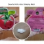 "Smooto Tomato Gluta Aura Sleeping Mask สมูทโตะ โทเมโท กลูต้า ออร่า สลิปปิ้งมาส์ค""ออร่า""หน้าใส ข้ามคืน thumbnail 9"