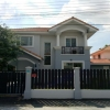 ขายบ้าน บ้านเดี่ยว 51 ตรว. ปรับเปลี่ยนสีบ้านใหม่ พร้อมต่อเติมห้องด้านข้าง พฤกษาวิลเลจ 4