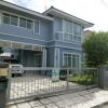 ขายบ้าน บ้านเดี่ยวพร้อมอยู่ หมู่บ้าน สีวลี2 รังสิตคลอง 2