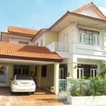 ขายบ้าน บ้านสวยตกแต่งใหม่ เจ้าของขายเอง บ้านเดี่ยว 2 ชั้น