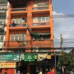 ขายอาคารพาณิชย์ 2 คูหา ปากซอยบางบอน3 6/6 พร้อมกิจการห้องเช่า และ ร้าน Internet