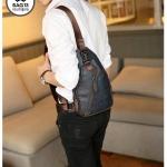 กระเป๋าคาดอกผู้ชาย รหัส B006