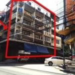 ขายอาคารพาณิชย์ เสรีไทย 3 ติดถนนใหญ่
