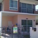 ขายบ้าน บ้านเดี่ยว 2 ชั้น The trust ลำลูกกา