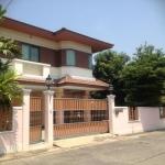 ขายบ้าน บ้านเดี่ยว หมู่บ้าน ภัสสรรัตน์ สามโคก ปทุมธานี