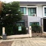 ขายทาวน์เฮ้าส์ 2 ชั้น หมู่บ้านThe Villa รามคำแหง 174 สภาพบ้านใหม่เอี่ยมพร้อมย้ายเข้าอยู่ทันที่ในราคาสุดคุ้ม