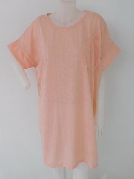 956089 ขายส่งเสื้อผ้าแฟชั่นผ้ายืดตัวยาว Big size แบบสวยค่ะ ใส่สบายๆ รอบอก 38-52 นิ้ว ใส่ได้ค่ะยาว 35 นิ้ว