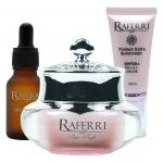 Set R1 Raferri เซรั่ม+Raferri ไนท์ครีม+Raferri กันแดด